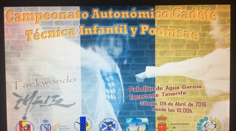 CPTO. DE TÉCNICA Y PUMSE INFANTIL Y COMBATE CADETE: RESULTADOS