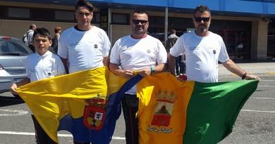 GIMNASIO HODORI PARTICIPA EN CAMPEONATO DE ESPAÑA CADETE Y SUB 21 EN VALENCIA