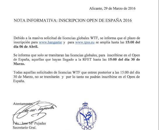 openspain2016
