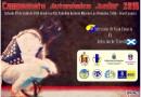 CAMPEONATO REGIONAL JUNIOR 2016: RESULTADOS