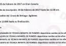 CAMPEONATO AUTONÓMICO DE TÉCNICA INFANTIL