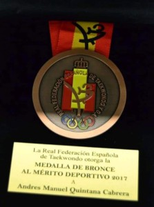 Medalla Andres
