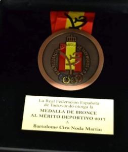 Medalla Ciro