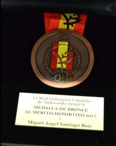 Medalla Miguel
