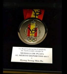 Medalla Shin