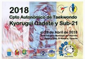 Autonomico Cadete y Sub 21 2018